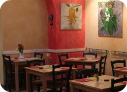 Florence Vegetarian and Vegan restaurants - la Raccolta