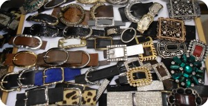 Florence Shopping - Belts and Gloves - Buckles at Marcus