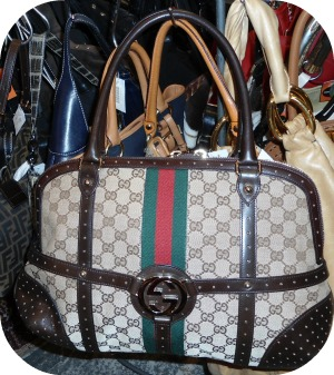 Florence Shopping - Cheap Designer Bags and Cheap Gucci Bags - classic Gucci at Desii
