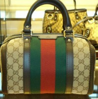 Florence Shopping for Gucci bags - find out where to get bargains!