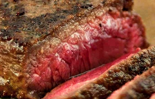 A true bistecca fiorentina must be served very rare