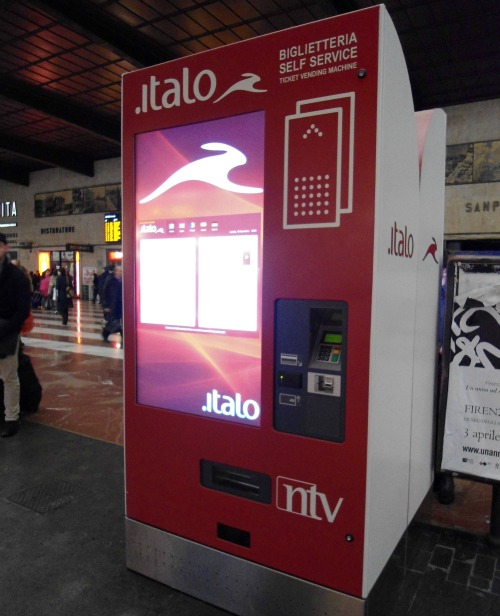 an Italo machine