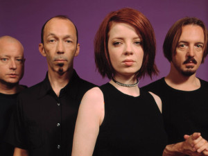 The Scottish-American group Garbage will be performing in Florence