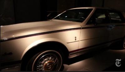 Gucci Cadillac