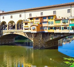 Tours in Florence Italy - Ponte Vecchio