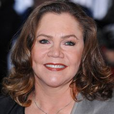 Actress Kathleen Turner appeared on stage in Florence in June 2015