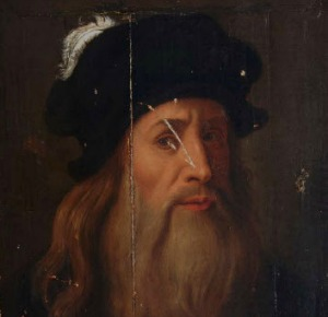 photo: Wikipedia, Leonardo da Vinci