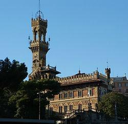 Mackenzie castle