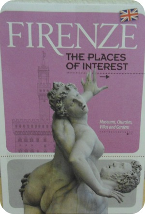 Florence pamphlet about places of interest