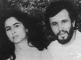 Carmela de Nuccio and Giovanni Faggi