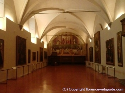 Refectory of the convent