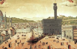 History of Florence - Bonfire of the Vanities