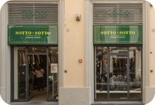 Cheap Designer Clothes in Florence - Sotto Sotto