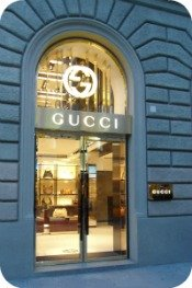 Florence Shopping - Gucci Store in piazza Duomo