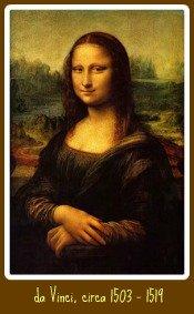 Florence History - anecdotes Mona Lisa