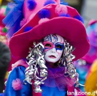 All dressed up for Carnival
