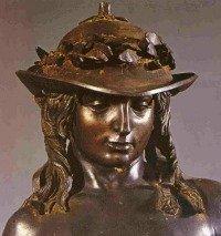 Statue of David by Donatello
