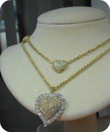 Florence Shopping - Gold Jewelery