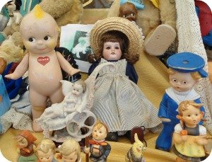Florence Shopping - Niche Shops - Kewpie doll and others