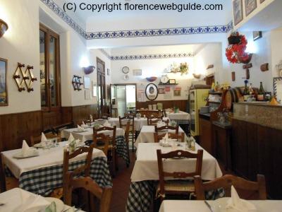 Taverna di Pietro interior