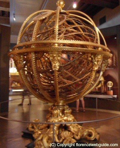 Galileo Museum Armillary Sphere