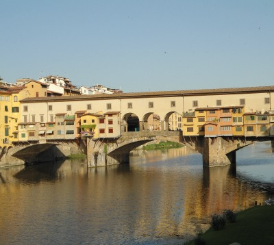 Florence sightseeing - Ponte Vecchio