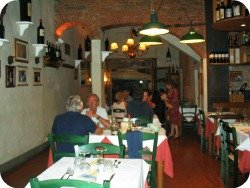 Cheap Restaurants in Florence - typical trattoria