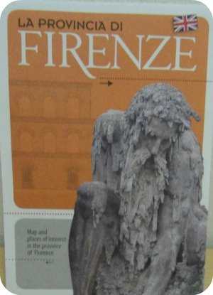 Pamphlet about the province of Florence