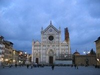 Santa Croce Florence Italy