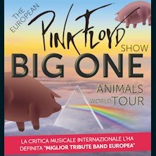 The best European Pink Floyd tribute band is coming to Florence!