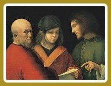 Florence Museums - Pitti Palace Palatine Gallery Giorgione