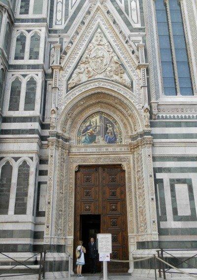 The Porta della Mandorla