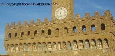Details of Palazzo Vecchio