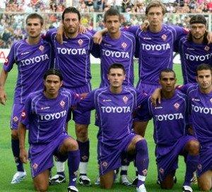 AC Fiorentina team